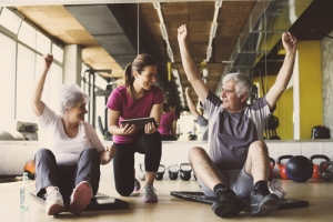 How Senior Personal Training Can Improve Your Life