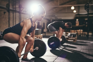Weightlifting 101: Variations On The Weightlifting Deadlift