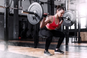Weightlifting 101: How To Do A Squat